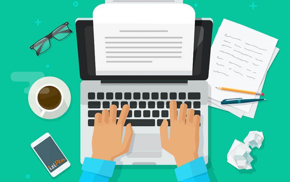 Πώς να γράψω το πρώτο μου άρθρο στο ίντερνετ;