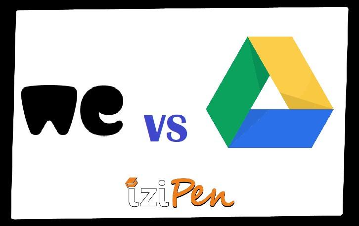 Αποστολή μεγάλων αρχείων: WeTransfer ή Google Drive;